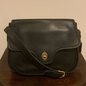 🥀RARE Vintage Coach Lenox Bag 9918